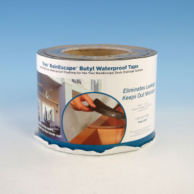RainEscape Butyl Tape by Trex