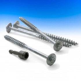 Simpson Strong-Tie SDWH Hex Head Structural Screw