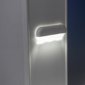 Solar Stair/Side Light by LMT Mercer - Half Cover
