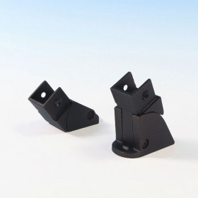 FE26 Simplified Stair Bracket for Cable Rail by Fortress