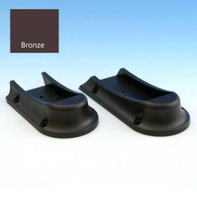 Universal Rail Connector - Stair - Bronze