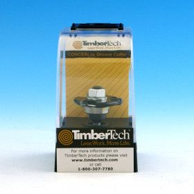 CONCEALoc Router Bit by TimberTech