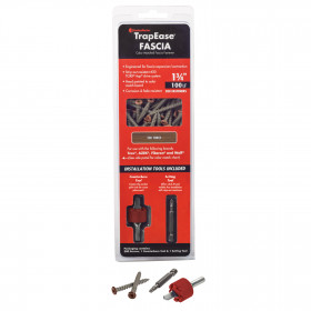 TrapEase Composite Fascia Screws by FastenMaster