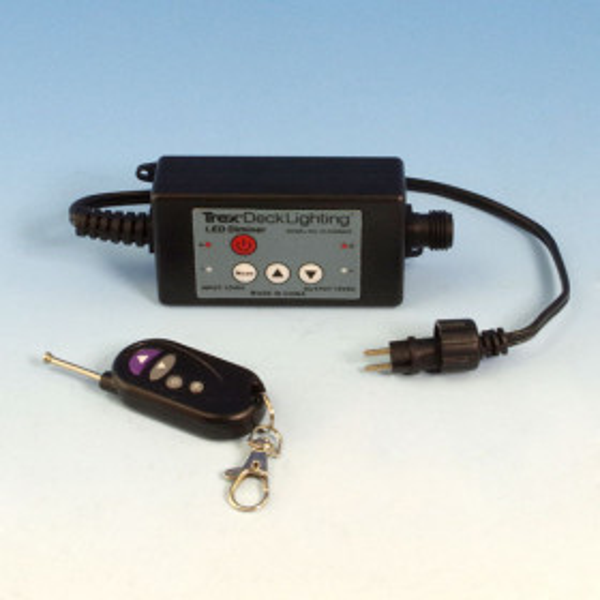Led Remote Dimmer For Trex Led Deck Lights
