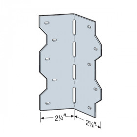 Simpson Strong-Tie Reinforcing Skewable Angle Z-Max