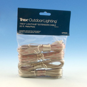 Extension Wire by Trex Deck Lighting - 20 ft