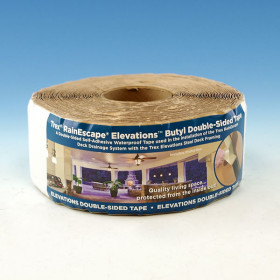 RainEscape Elevations Double Sided Tape by Trex