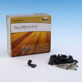 Hideaway Stainless Steel Hidden Fastener System by Trex