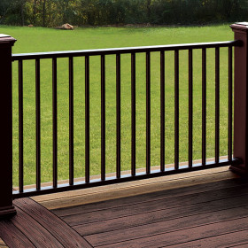 Trex Signature Level Rail & Baluster Kit