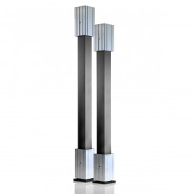 Trex Composite Railing Surface Post Mounts are offered in 36 inch and 42 inch heights to complete your railing design.
