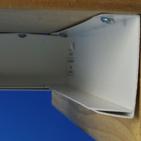 Zip-Up UnderDeck Wall Trim