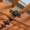 Laredo Sunset Rafter Seam by OZCO Ornamental Wood Ties