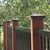 Amherst Demi-Top Post Cap by Acorn Deck Products