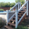 The Bradford Vinyl Stair Rail Kit by Durables