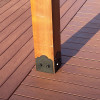 Laredo Sunset Faux Post Base Kit by OZCO Ornamental Wood Ties