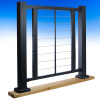 FE26 Level Panel for Horizontal Cable Railing by Fortress