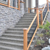 Tuscany Stair Deck Railing Kit by Vista