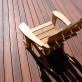 DuraLife MVP decking, shown in Brazilian Cherry, has a blend of organic tones to create a natural look of wood.