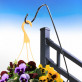 Let your garden bloom and grow with the convenient placement of the 32 inch Extension Hook Bundle by Hold It Mate.