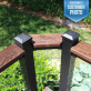 Skyline Cable Corner Kit with Drink Rail
