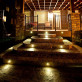 Highlight your stone or tile work with Dekor Recessed LED Angled Lights.