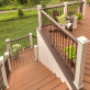 Transcend Round Aluminum Baluster Packs by Trex - Bronze