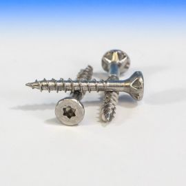 Pheinox R4 Stainless Steel Deck Screws by GRK Fasteners