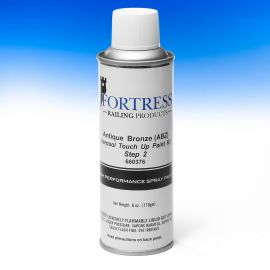AL13 Home Aluminum Touch Up Spray Paint By Fortress