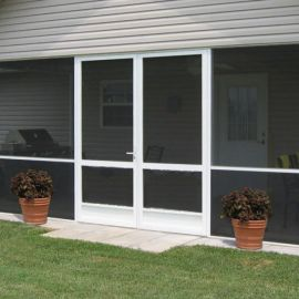 French Door Astragal Kit by PCA Products - installation - doors sold separately