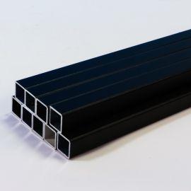 Century Aluminum 48 inch Rail Balusters - Detail