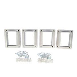Level Bracket Kit (White)