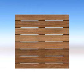 Cumaru Wood Tiles by Bison