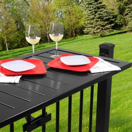 Deckorators Deck Rail Table