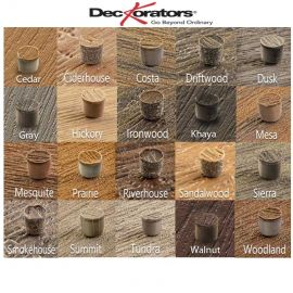 Plugs for Deckorators Decking Pro Plug System by Starborn all plugs