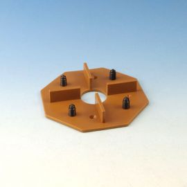 Deck Tile Connector (Brown)