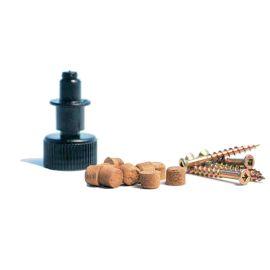 Starborn SMART-BIT PRO PLUG System for Interior Woodworking