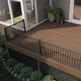 Deckorators ALX Classic Level Railing Kit