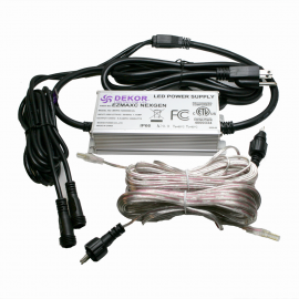 EZ Dimmable Transformer by Dekor - 100 watt - DC