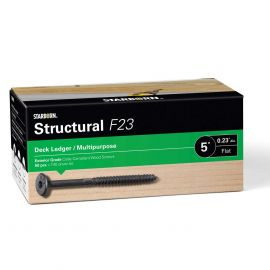 Starborn F23 Structural Screws for Deck Ledger