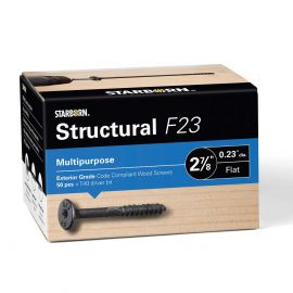 Starborn Structural F23 Multipurpose Screw