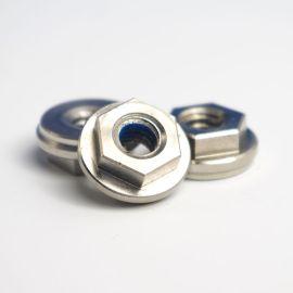CableRail Snug-Grip Washer Nut by Feeney