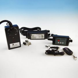 LED Transformer Kit by Fortress Accents - Kit Components