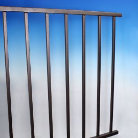 FE26 Gate Panel For Uprights by Fortress - 40 in or 48 in wide