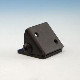 FE26 Iron Universal Rail Bracket Angle Adapter for Vertical Cable Railing Panel by Fortress
