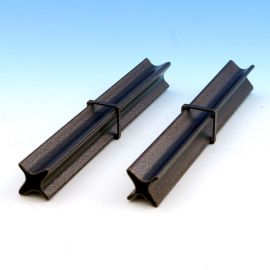 FE26 Handrail Internal Connector Plug by Fortress - Antique Bronze