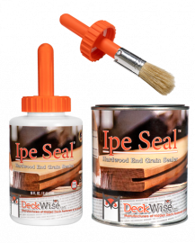 Ipe Seal Hardwood End Grain Sealer