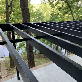 Straight and splinter-free, quickly build your DIY deck frame with Fortress Evolution Deck Joists.