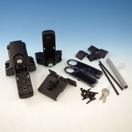 LokkLatch Magnetic Latch - Package Contents