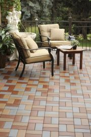 Create one-of-a-kind patio paver patterns in a snap with AZEK Pavers!