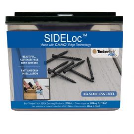 SIDELoc Screws - 200 sq. ft.